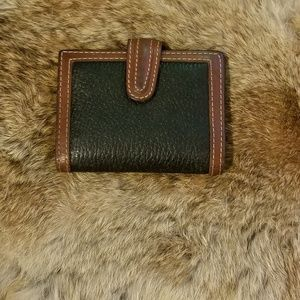 COACH Leather Mini Wallet